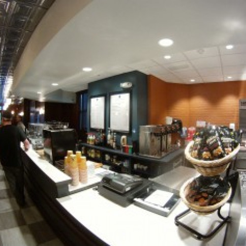 Schenectady County Community College, Riverside Café