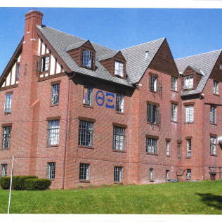 Theta Xi Fraternity Chapter House